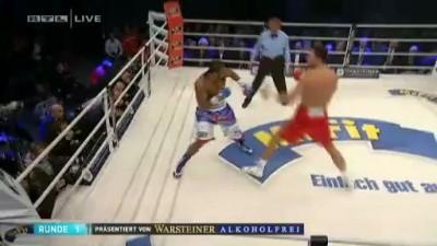 Кличко vs Хэй
