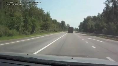авария Татищевский мост, недалеко от г.Дмитров 29 07 2012