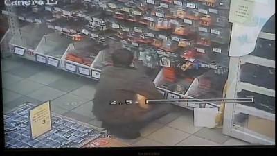 Убийство в торговом центре Киева