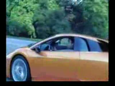 Зверская Toyota Supra... издевается над Ламборджини