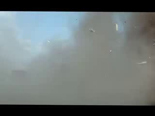 взрыв дома!