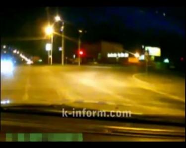 Очередная погоня за пьяным водителем