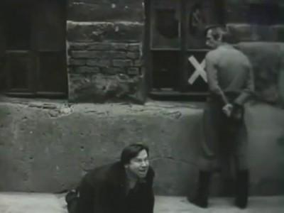 """Расстрел врагов. Москва 1941. """"Рождённая революцией"""""""