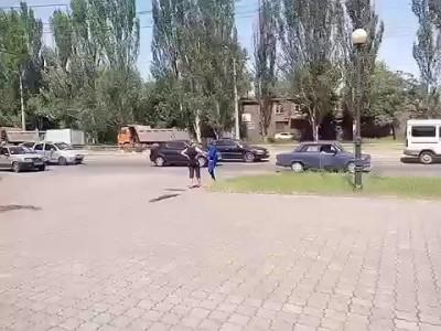 20 05 2014 г Мариуполь Правда о 'забастовке' Ахметовского Метинвеста