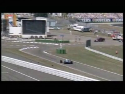 Hockenheim 1994 - Verstappen in fiamme
