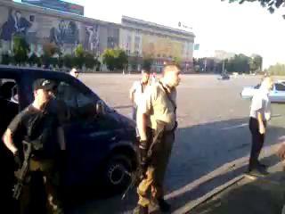 г.Харьков, СБУ с нато-вским оружием пыталось похитить харьковского активиста