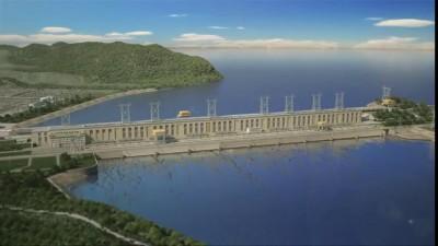 Жигулёвсая ГЭС