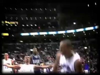 NBA Vince Carter Dunks
