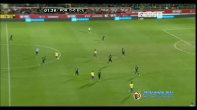 Португалия – Эквадор – 2:3