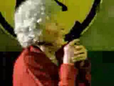 Бабушка крутого Уокера