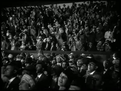 Frau im Mond (1929) - старт ракеты
