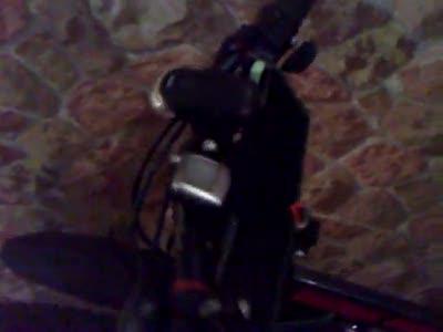 Установка музыки на велосипед