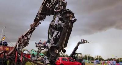 Arcadia Glastonbury 2014 (Official HD Film)