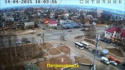 Подборка Аварий и ДТП/Апрель 2015/ #18 (14.04.2015)