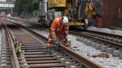 Volker Rail - Flash Butt Welding