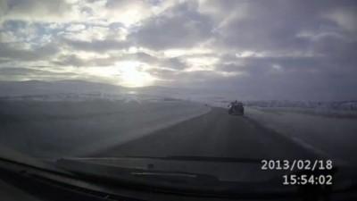 ДТП на дороге Никель-Мурманск