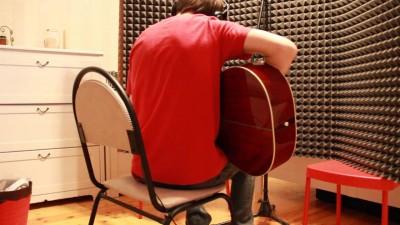 тест акустического поролона