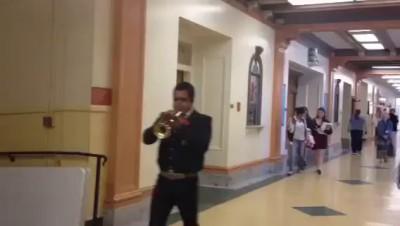 SBHS senior prank