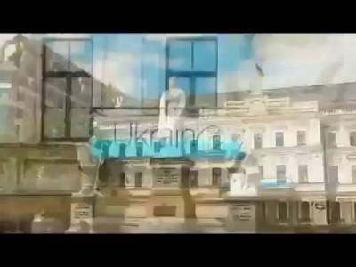 Клип Яценюк, Кличко, Тягнибок ушлёпки Украины!