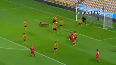 Dani Pacheco 1st Goal vs Wolves U21