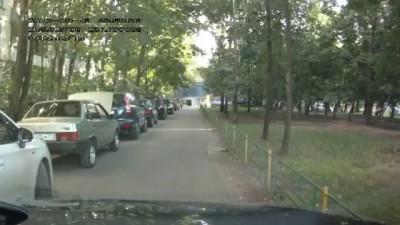 ДТП в Гольяново 16.08.2013