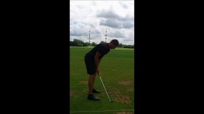 Трюк в гольфе