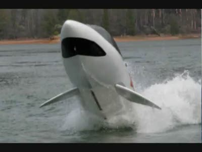 "Подводная лодка ""Seabreacher X"""
