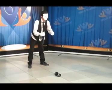 Танец человека-оркестра