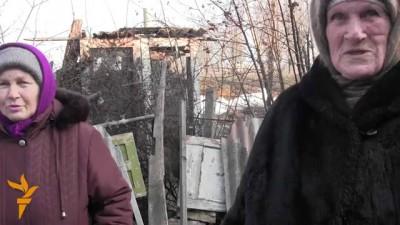 г.Украинск - разруха (март 2013)