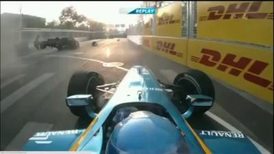 Прост - Хайдфельд. Гран-при Китая. Formula E