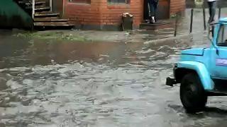 Потоп в воронеже