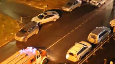 Митинг против незаконного перекрытия дороги в Люберцах, Красная горка