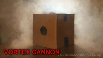 Make A Vortex Cannon!