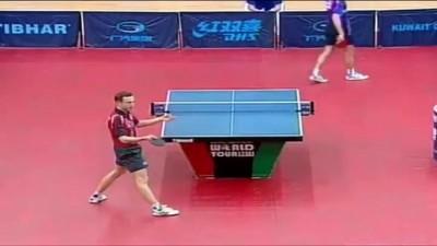 Трюк в пинг-понге