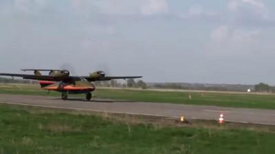 Самолет С-72