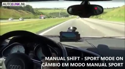 Audi R8 V10 vs. Kawasaki Ninja ZX10R vs. Suzuki GSXR1000
