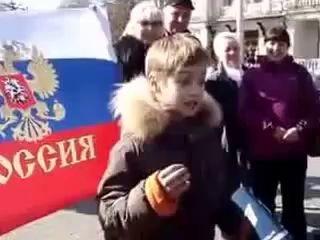 Севастополь Маленький мальчик! МОЛОДЕЦ!!!