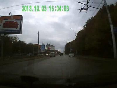 Авария Ставрополь 05-10-13
