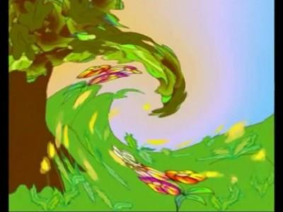 Паукан - Drum and Bass tune (Video Edit). Ослик, Суслик, Паукан и Мокренькая Кисонька