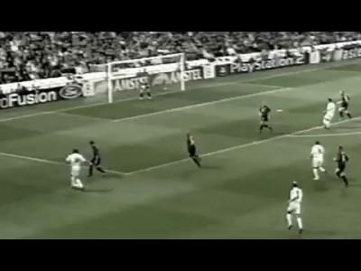 Гол Фигу Реал-МЮ 2003 год