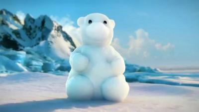 Coca-Cola Super Bowl Polar Bears Commercial 2013