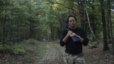 Helmet Cam: 100 Yard Shotgun Slugs with Mossberg 590