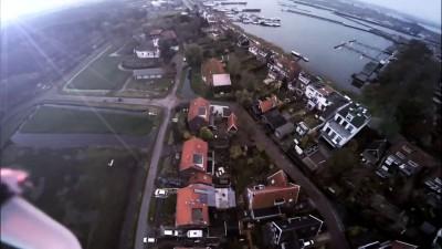 Спасение квадрокоптера