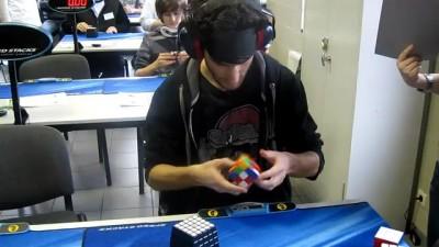 Кубик Рубика за 28.80 с