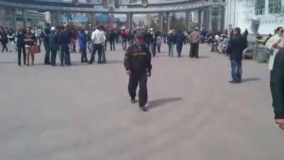 День Победы в Тюмен-кишлак