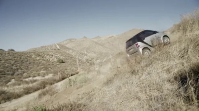 Smart fortwo: Offroad