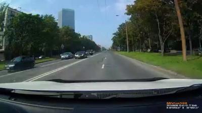 Смертельное ДТП на Краснопутиловской улице 121