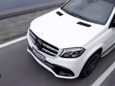 Die neue Mercedes-Benz CLS AMG 63 4Matic Bewertung # glsamg63