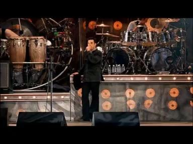 Robbie Williams Back For Good feat Mark Owen Knebworth