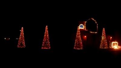 A Dubstep Christmas House